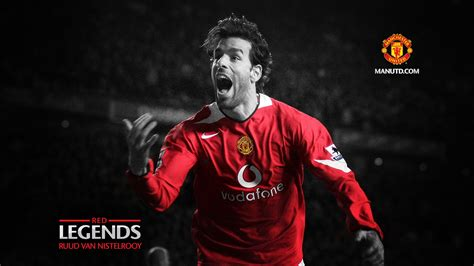 Ruud-Red Legends-Manchester United wallpaper Preview