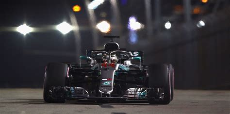 Lewis Hamilton Walks Away With F1 Title Lead After