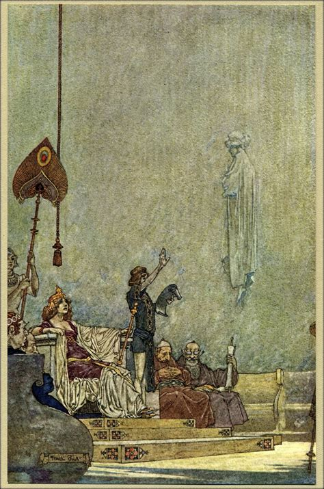 *Franklin Booth* 1874 ~ 1948 The Flying Islands of the