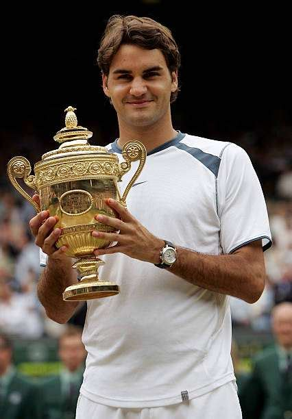 Page 3 - 8 times Roger Federer proved that he is the King
