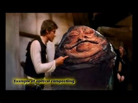 Thoughts on the Star Wars Original Jabba the Hutt Scene