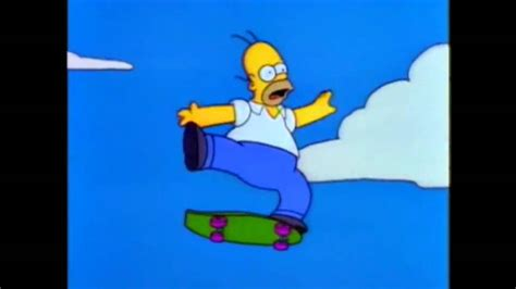 The Simpsons - Homer Jumps Springfield Gorge [Uncut