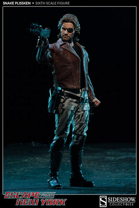 Sideshow Collectibles 1/6th Scale Snake Plissken - MightyMega