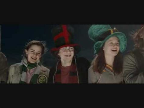 Harry Potter- The Quidditch World Cup - YouTube