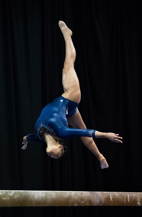 UCLA gymnastics places first in NCAA semifinal, clinches