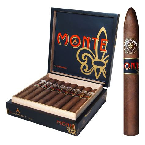 Monte by Montecristo Jacopo Cigars Delivered Worldwide