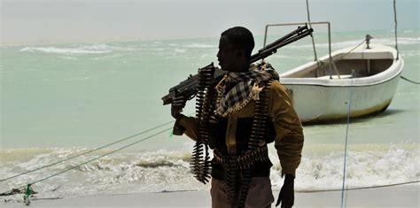 Somalia's Pirates Are Back in Business - The Center News