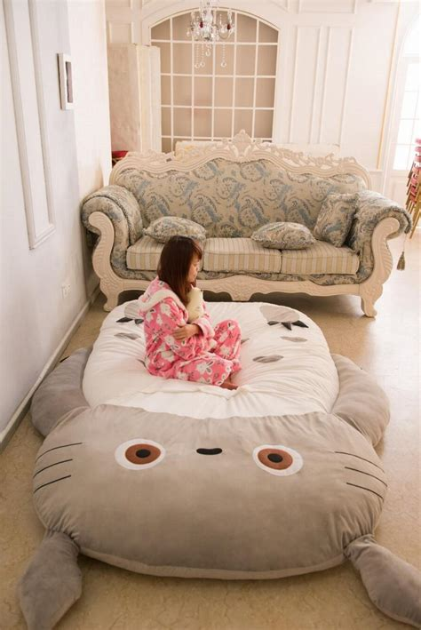 Baby Folding Sofa Bed Couch Totoro Mattress Couch Cute