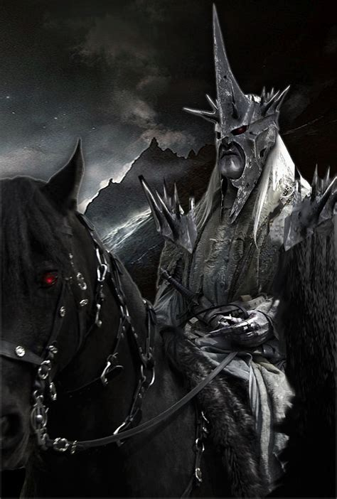 witch king image - :ANCALAGON: - Mod DB