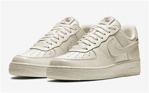 """Nike Air Force 1 """"Swoosh Pack"""" Featuring Removable Swoosh"""
