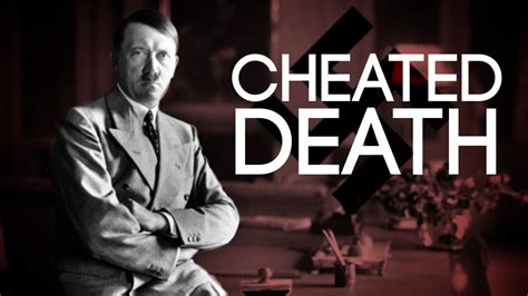 Hitler Faked His Death - YouTube