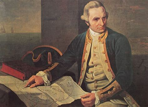 On This Day In History: Captain James Cook Spotted The