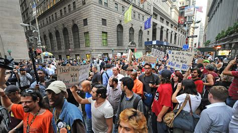 Occupy Wall Street's Empty Protests: No Solutions or