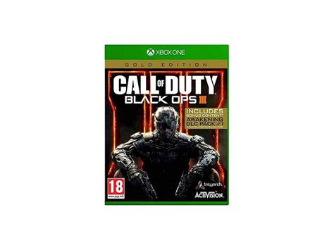 XBOX ONE Call of Duty: Black Ops 3 - Gold Edition
