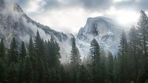 Download the Beautiful New OS X Yosemite Wallpapers
