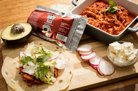 Mad Morich Chicken Tacos - Hot Sauce Recipes by Mad Dog