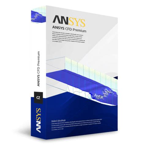 ANSYS CFD Premium - licence na software