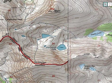 Make a Contour Map - National Geographic Society
