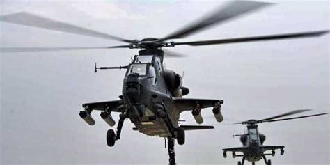 Chinese attack helicopters could soon replace American