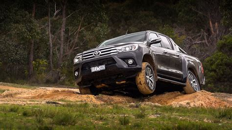 2016 Toyota HiLux Review - photos   CarAdvice