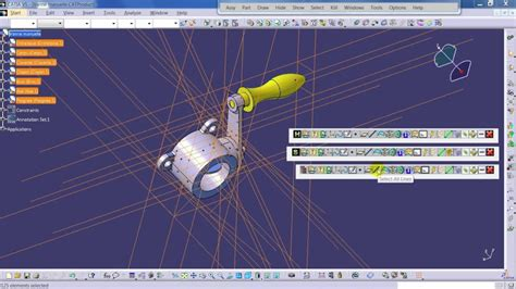 CATIA P3 V5-6R2014 - Download for PC Free