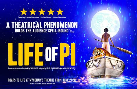 The Life of Pi Comes to London - Theatre News and Reviews