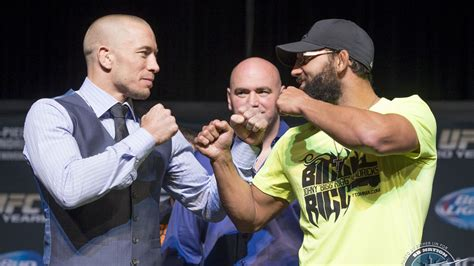 Hendricks wants GSP rematch at 185: 'I'm going to have to