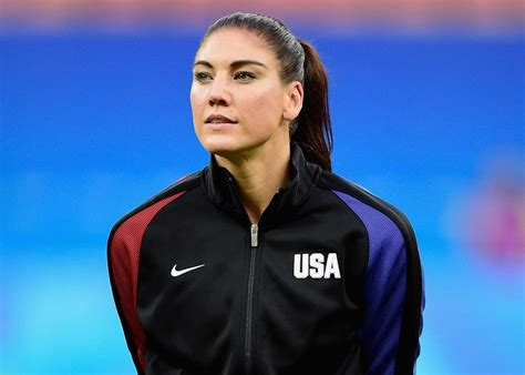 """How """"Zika-proof"""" Hope Solo became the biggest villain of"""