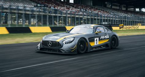 Mercedes-AMG GT3 Review: Track test - photos   CarAdvice