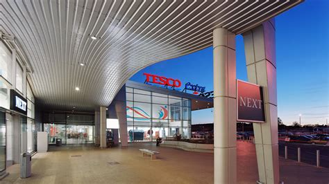 Arena Shopping Park, Coventry | Projects | Saunders
