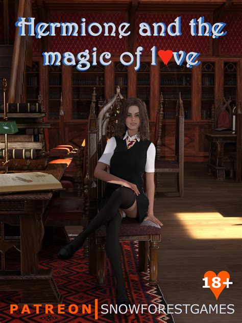 Hermione and the Magic of Love - xGames free download, svs