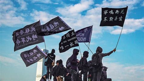 Hongkongers' lack of sovereignty does not equal lack of
