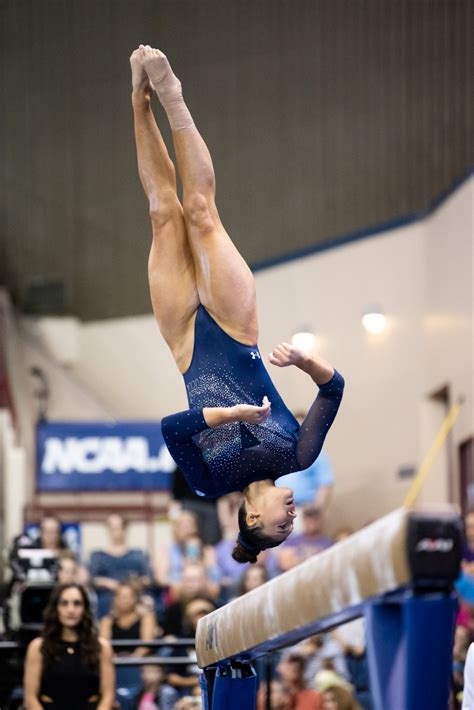 Gallery: Gymnastics takes home third place in 2019 NCAA