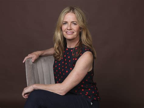 Elizabeth Shue finds fit in role as powerful woman amid