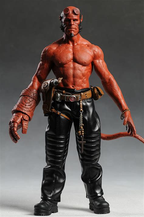 Hellboy sixth scale action figure - Another Pop Culture